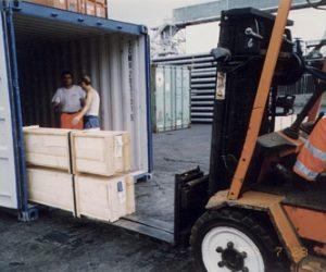 Immagine magazzino e logistica